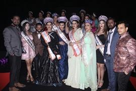 Virus Film & Entertainment Miss/MRS India Universe 2019 Finale Held In Mumbai Powered by Yash Gupta