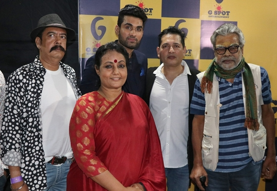Harshvardhan Sunwal's Production House G-SPOT Launched On A Grand Scale