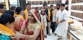 Grand Inauguration Of Padmavati Jewellers At Chikuwadi Borivali West Mumbai