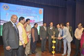 Grand Welcome Of World Champion Indian Divyang Criket Team By Lions Club Internationl District 3132-A3 Mumbai