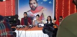 Bhojpuri Film Superstar Bhaiya Ji Muhurat Held In Mumbai