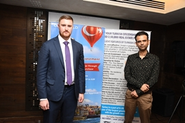 Travelmartindia & Oneworld Recently Organized A Seminar On Turkish Citizenship Via The Purchase Of The Real Estate