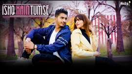 Tik Tokers Faiz And Shifa Debut In The World Of Music Albums With Vinit Jain And Karishma Chhajer's  Ishq Hai Tumse