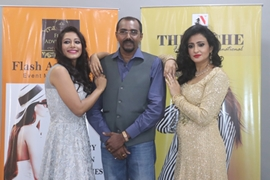 Grand Photoshoot Of The Niche Fashion Arena International Magazine With Dr Anil Nair