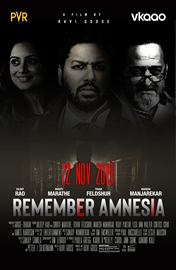 Indian American Physician And Filmmaker Dr Ravi Godse's Film Remember Amnesia  Happens To Be The First Film Ever Made With Award-Winning Hollywood Bollywood And Marathi Stars