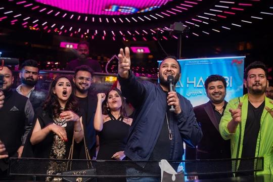 Ya Habibi  Blew The Internet Post Release – Musiway In Association With Gudiya Films Production