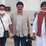 BJP Swachh Bharat Abhiyan Ke NATIONAL Convener Mr. Yashwant Singh Darbarji Congratulates Dr Abdul Rahman Vanno (BJP   Maharashtra Pradesh's Convener) For Doing Good Work In Maharashtra For Swachh Bharat Abhiyan