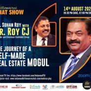 Indywood Billionaires Club To Feature An Interactive Session The Dynamic Personalities From The Movie Industry – Dr Roy CJ And Dr Sohan Roy