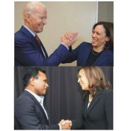 Kamala Harris's Rise Sends A Message Of Hope To Young Girls Of Colour And Every Immigrant In The US – Tel K Ganesan