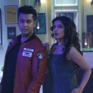 Bhojpuri Actress Sonalika Prasad  Host Big Ganga Channel Show With Ripu Daman
