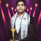 Pranav Pandey Bags Prestigious Award Mr Universe 2020 At Grand Finale In Mumbai The Pageant Presented By Joil Entertainment