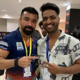 Rajesh Kumar Sheshmal Kalal A Choreographer Welknown As RRex Dubai Dance  In Bollywood