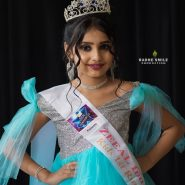 Anushka  Prakash  Harake  Winner Of Many Pageants Awards In Teen Category