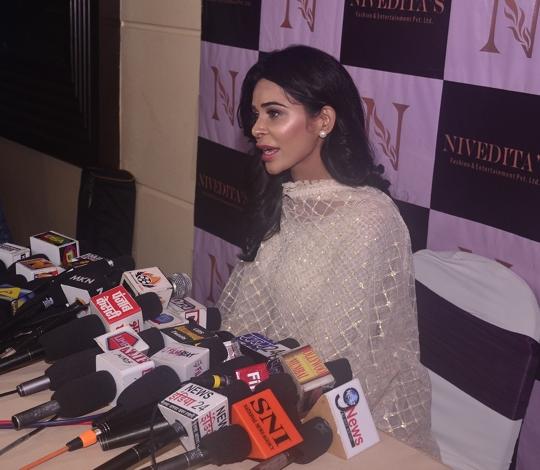 Visionary Model Turn Actress Nivedita Chandel Turns Fashion  Entrepreneur And Music Godmother