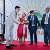 Ravi Chetre Honoured With Empower Direct Selling And Business Award