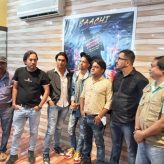 Bollywood director NAZEER KHAN launched the poster first look of his upcoming film SAACHI which traces the journey and love story of a freestyle rapper dancer