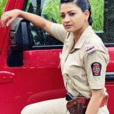 Shilpa Chaudhary Will Be Seen In Police Uniform In The Web Series The Criss Cross Deal