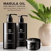The New Hair & Scalp Immunity Booster in town Essential Care with Marula and Tea Tree Oil
