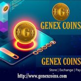 The future of Crypto Currency  GENEXCOINS –  FOR FASTER & TRANSPARENT DIGITAL ONLINE TRANSACTIONS