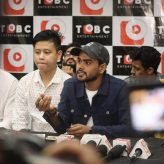 Producer Shivam Singh celebrates the success of TOBC Entertainment on the occasion of its first anniversary